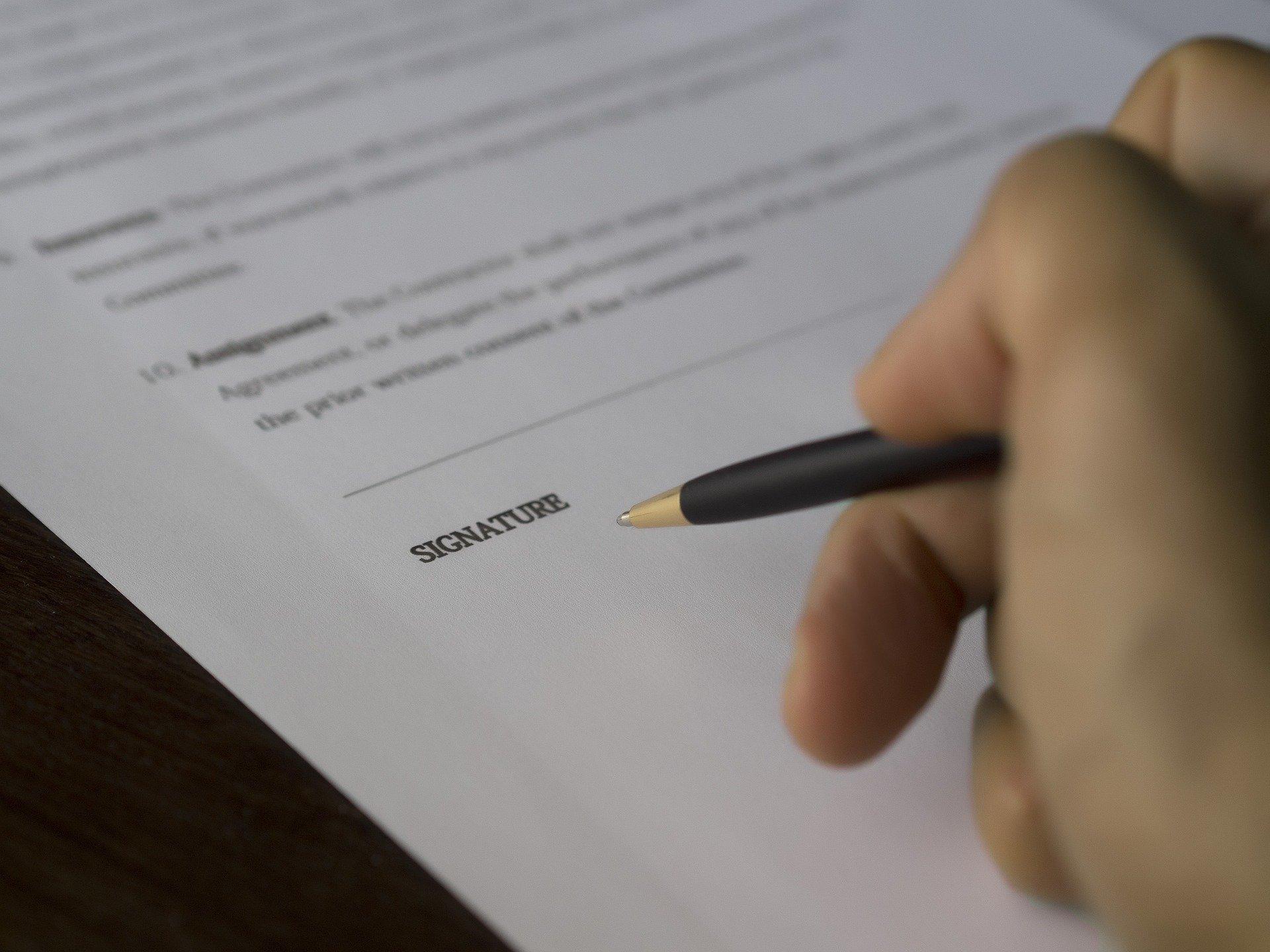 Succesion et testament Notaire