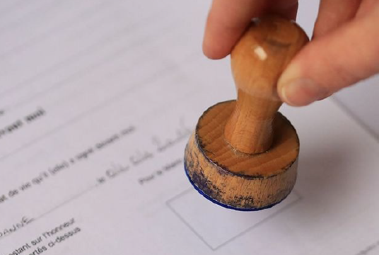 Apostille et certification notaire